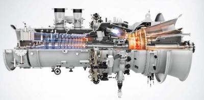 Siemens SGT-600