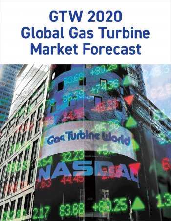Global Gas Turbine Sales