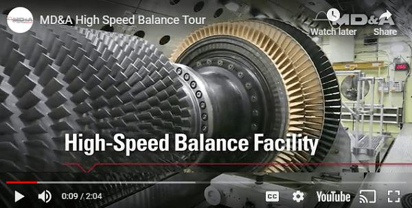 High Speed Balancing