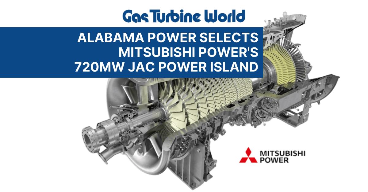 Mitsubishi JAC Power Island