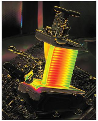 Thermal Image vane