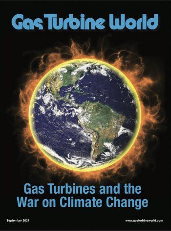 Gas Turbines low carbon future